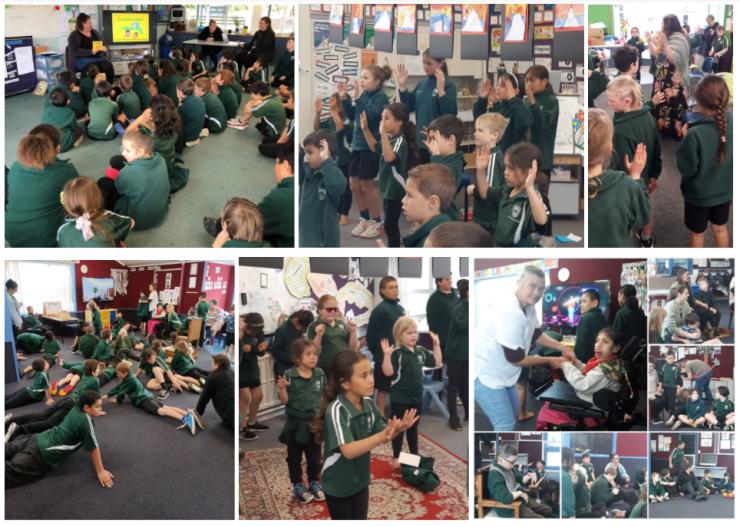 Photo of Jodie   Maori Language Moment 2021