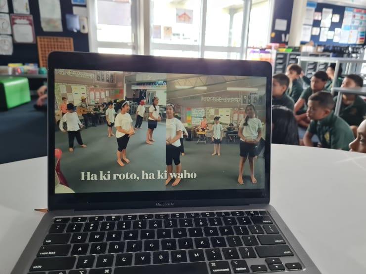 Photo of Tarsh | Maori Language Moment 2021
