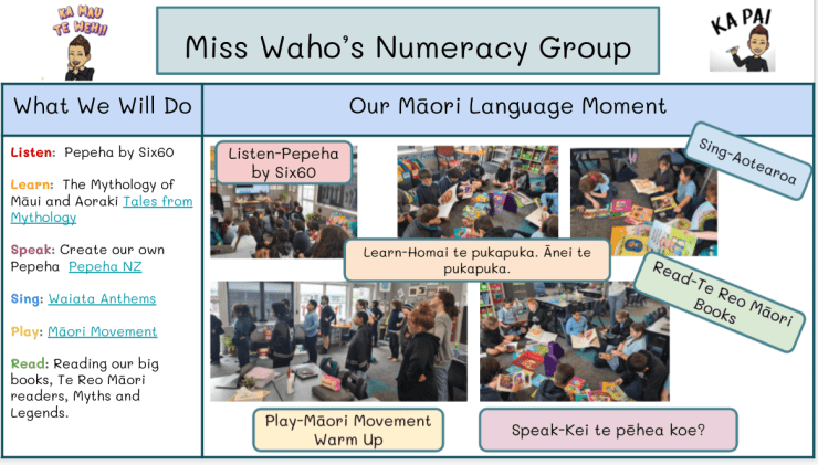 Photo of Lee-Anne | Maori Language Moment 2021