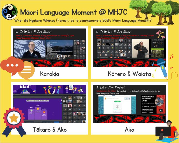 Photo of Melanie | Maori Language Moment 2021