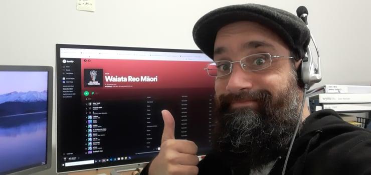 Photo of Ānaru   Maori Language Moment 2021