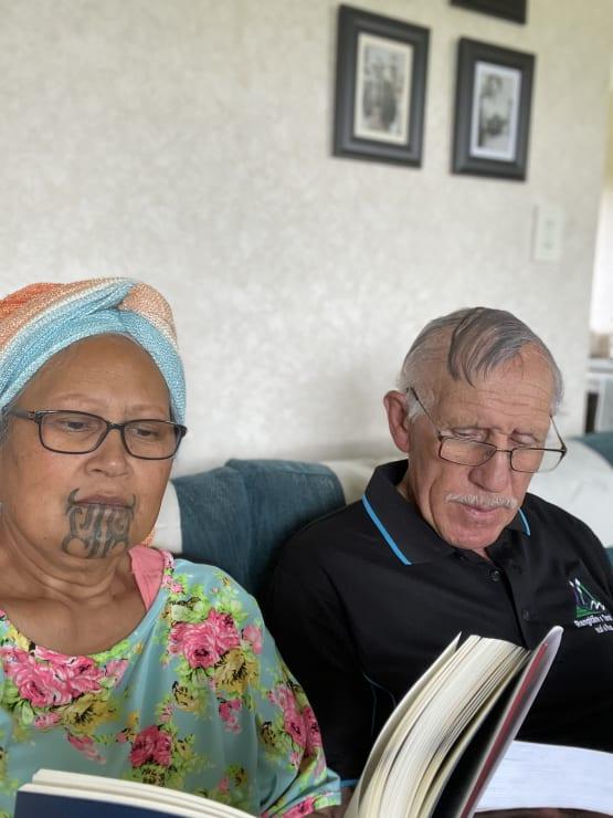Photo of Ataneta   Maori Language Moment 2021