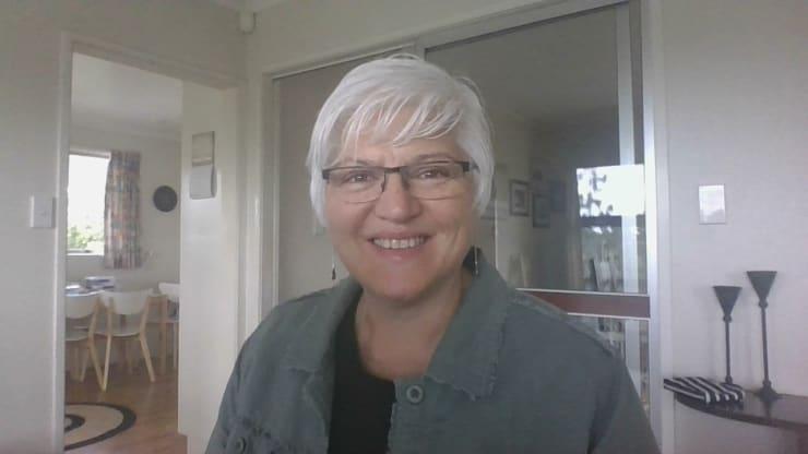 Photo of Bernadette | Maori Language Moment 2021