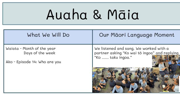 Photo of Kathleen   Maori Language Moment 2021