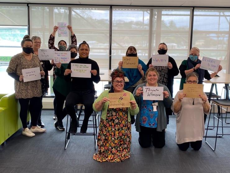Photo of Tessa   Maori Language Moment 2021