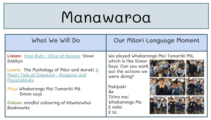 Photo of Rebecca   Maori Language Moment 2021