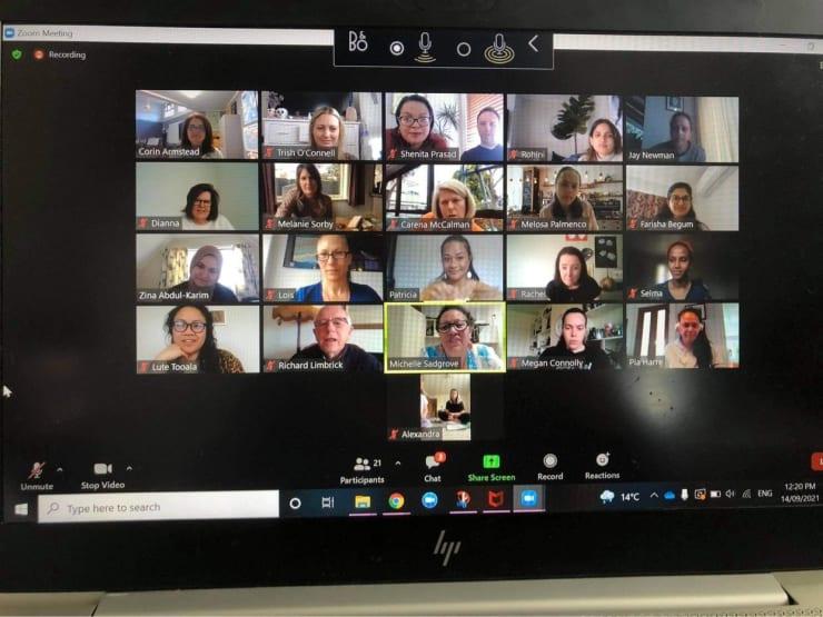Photo of Corin | Maori Language Moment 2021