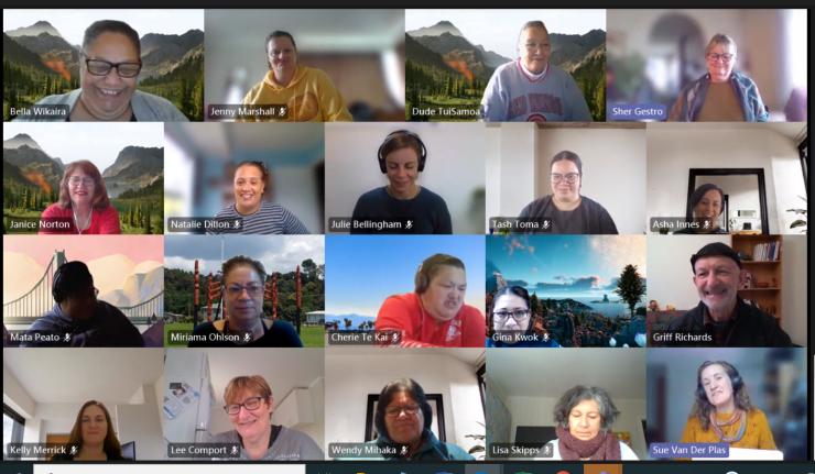 Photo of Tash | Maori Language Moment 2021