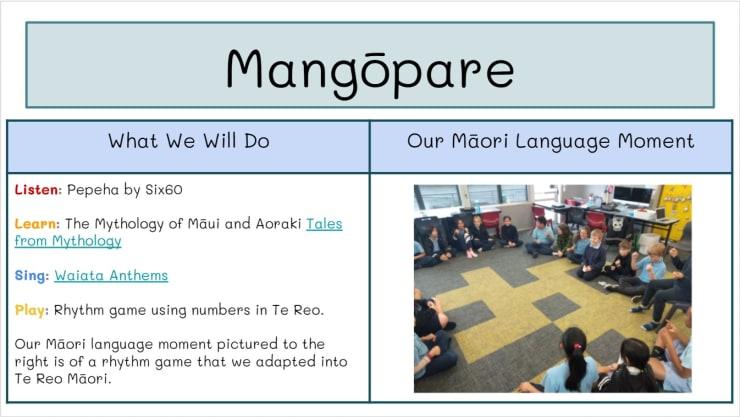 Photo of Timothy   Maori Language Moment 2021