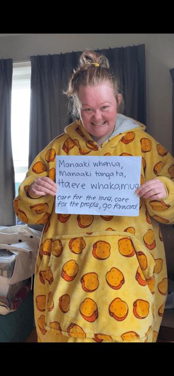 Photo of Tessa | Maori Language Moment 2021