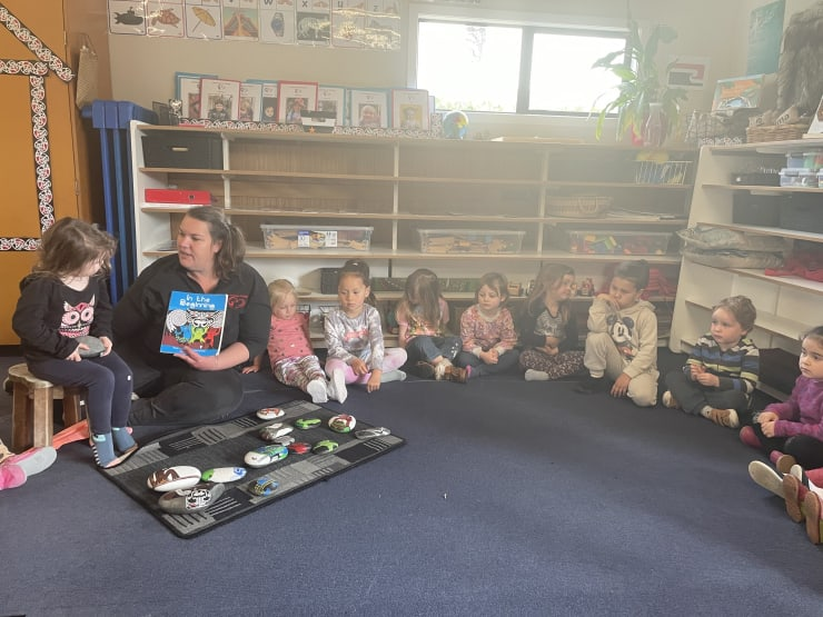 Photo of Sharon   Maori Language Moment 2021