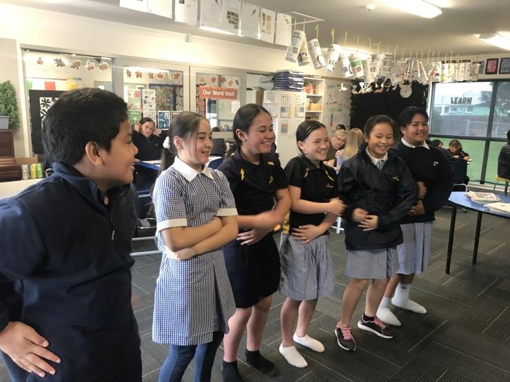 Photo of Miki   Maori Language Moment 2021