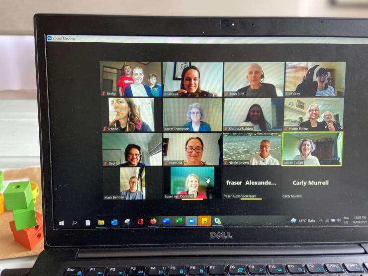 Photo of Anastasia   Maori Language Moment 2021