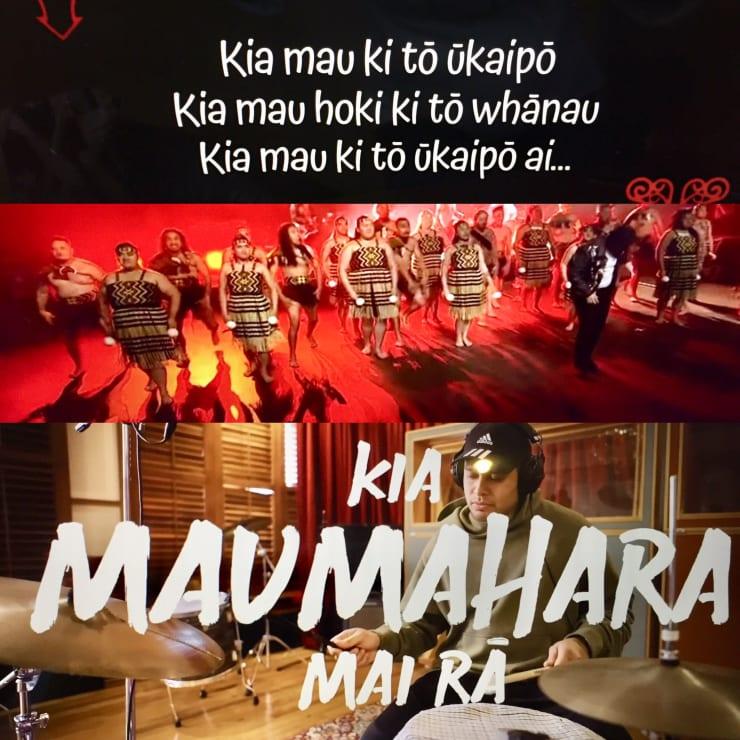 Photo of Kotahi   Maori Language Moment 2021