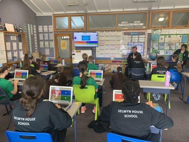 Photo of Bridget | Maori Language Moment 2021
