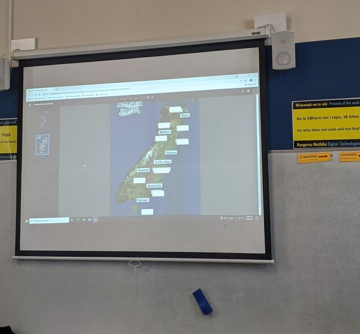 Photo of Emma | Maori Language Moment 2021