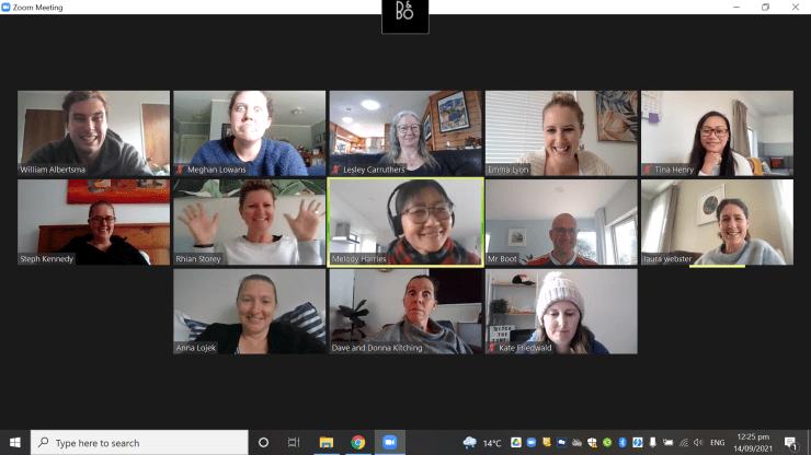 Photo of Meghan   Maori Language Moment 2021
