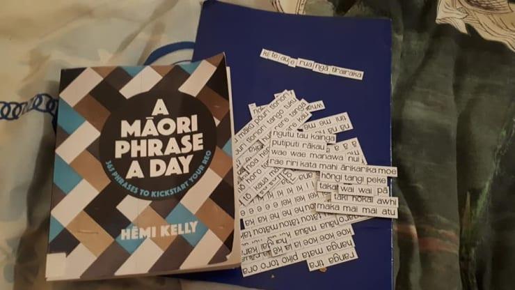 Photo of Emmaleen   Maori Language Moment 2021