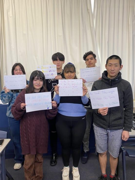 Photo of Lisette   Maori Language Moment 2021