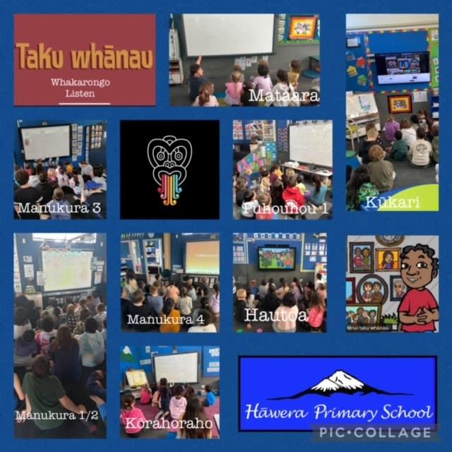 Photo of Hawera Primary | Maori Language Moment 2021