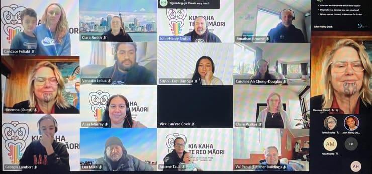 Photo of john-henry   Maori Language Moment 2021