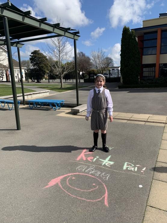 Photo of Charlotte | Maori Language Moment 2021