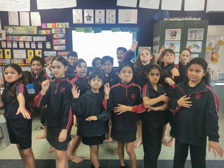 Photo of Wilhelmina   Maori Language Moment 2021
