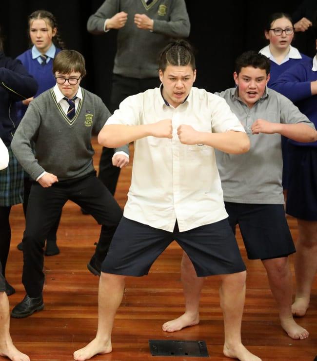 Photo of Cathy   Maori Language Moment 2021