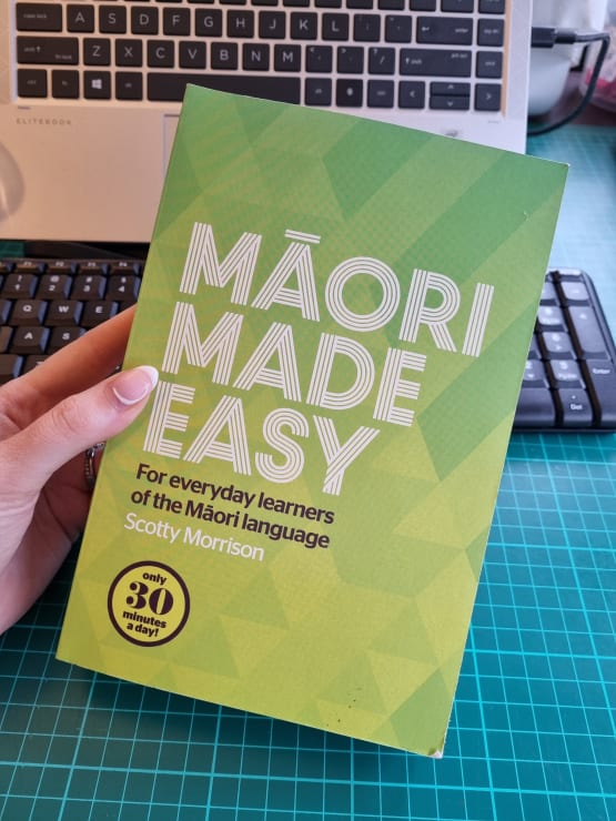 Photo of Kelsey | Maori Language Moment 2021