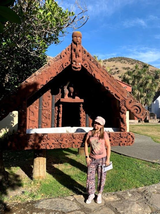 Photo of Lylian | Maori Language Moment 2021