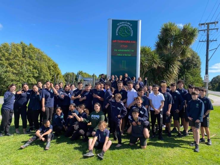 Photo of Tracie | Maori Language Moment 2021