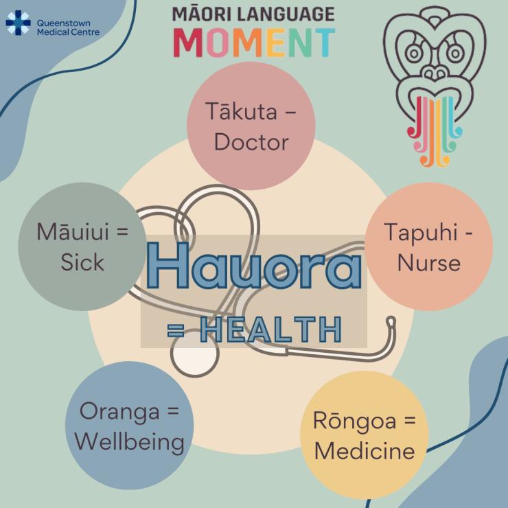 Photo of Kathryn   Maori Language Moment 2021
