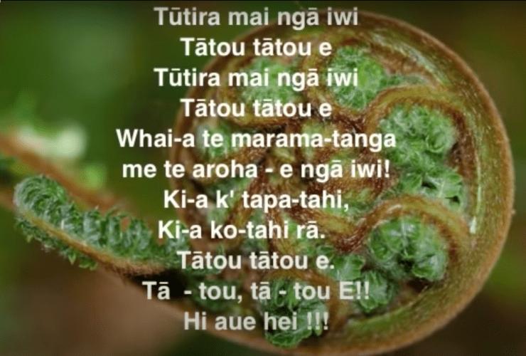 Photo of Jackie   Maori Language Moment 2021