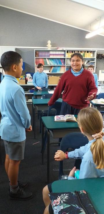 Photo of Penny   Maori Language Moment 2021