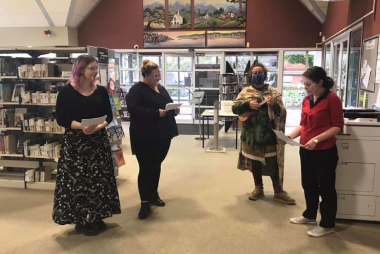 Photo of Shana | Maori Language Moment 2021