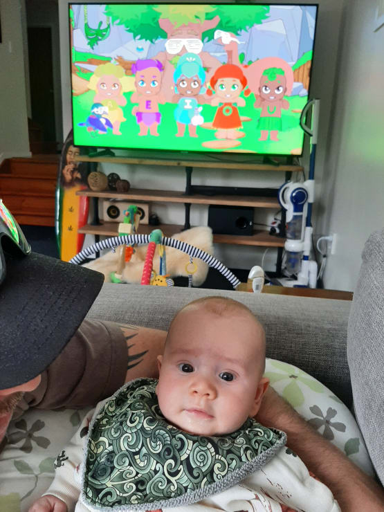 Photo of Colleen   Maori Language Moment 2021