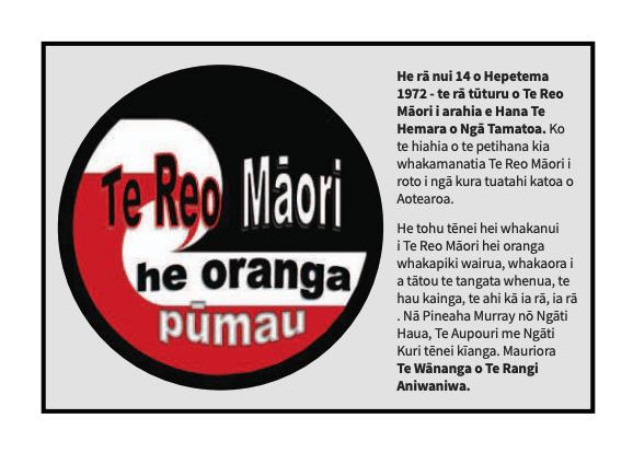 Photo of Hilda   Maori Language Moment 2021