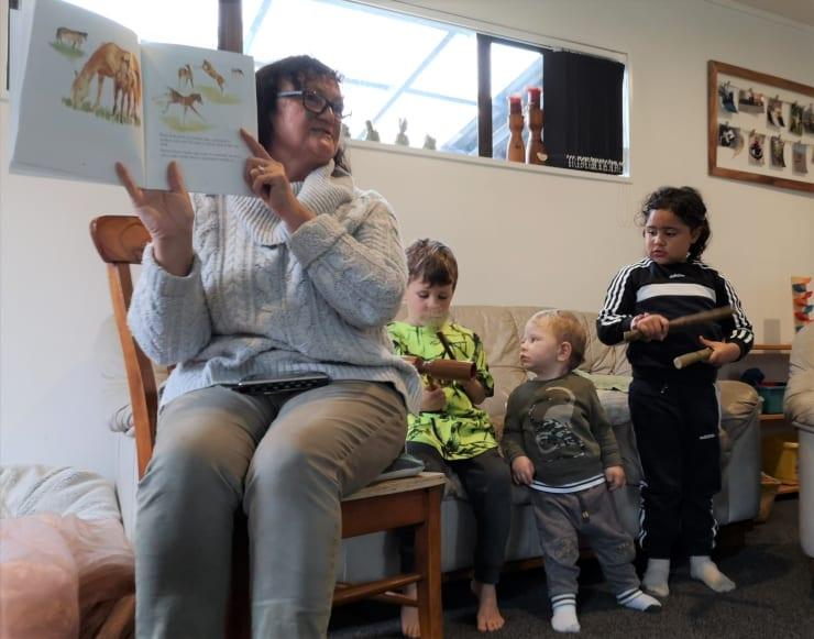 Photo of Yvonne | Maori Language Moment 2021