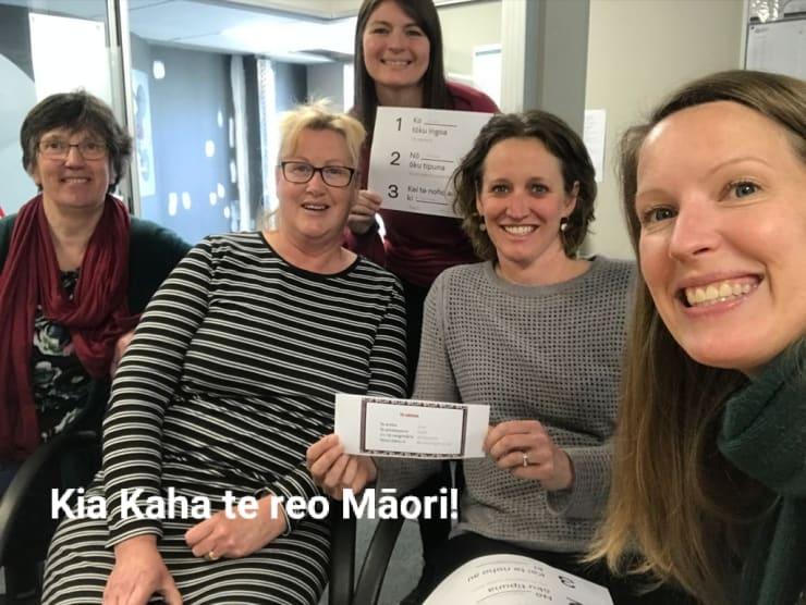 Photo of Phoebe | Maori Language Moment 2021