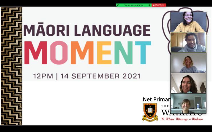 Photo of Taki   Maori Language Moment 2021