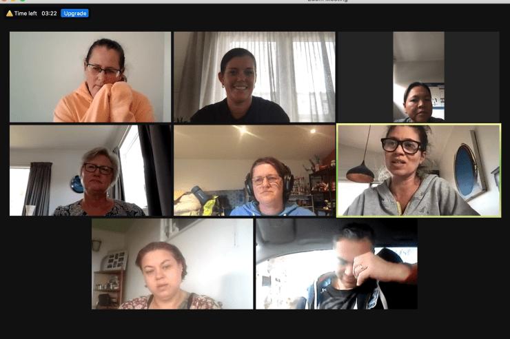 Photo of Bernadette   Maori Language Moment 2021