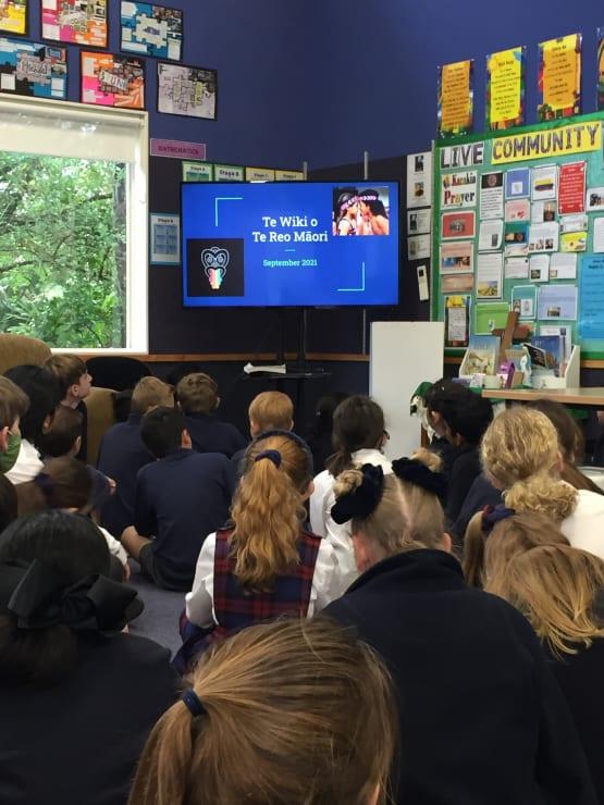 Photo of David   Maori Language Moment 2021