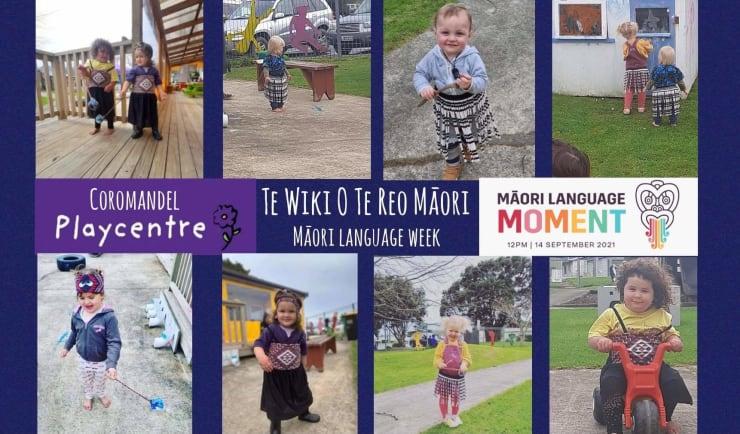 Photo of Danielle   Maori Language Moment 2021