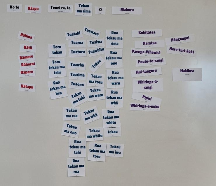 Photo of Tania | Maori Language Moment 2021