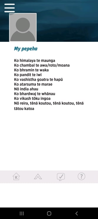 Photo of Vikash | Maori Language Moment 2021