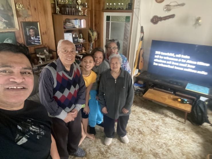 Photo of Anne   Maori Language Moment 2021