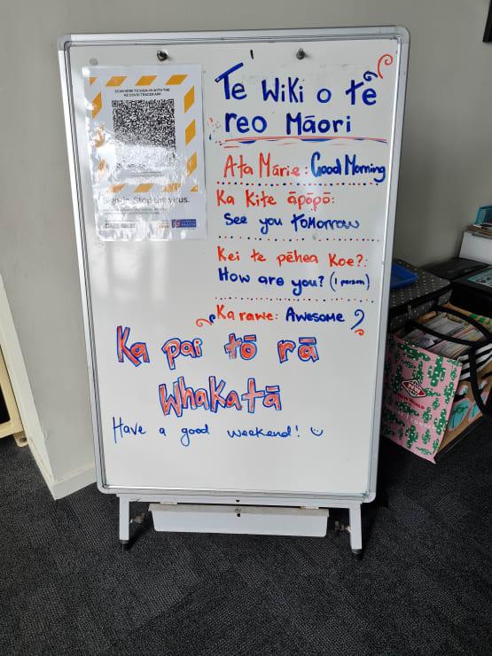 Photo of Laura | Maori Language Moment 2021
