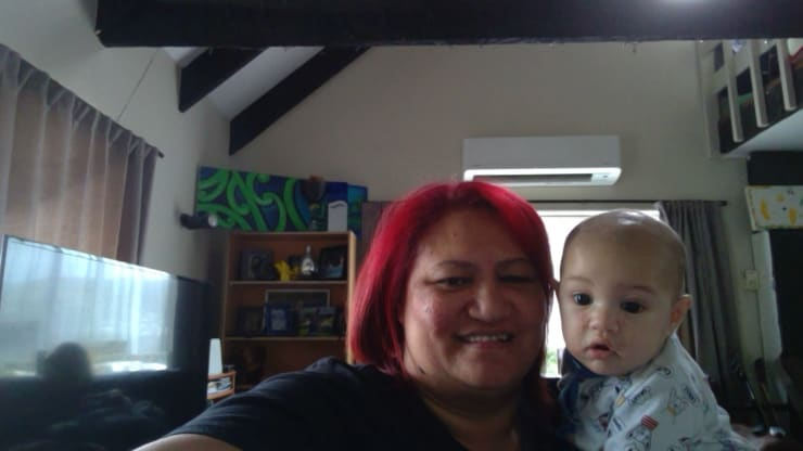 Photo of Terri   Maori Language Moment 2021
