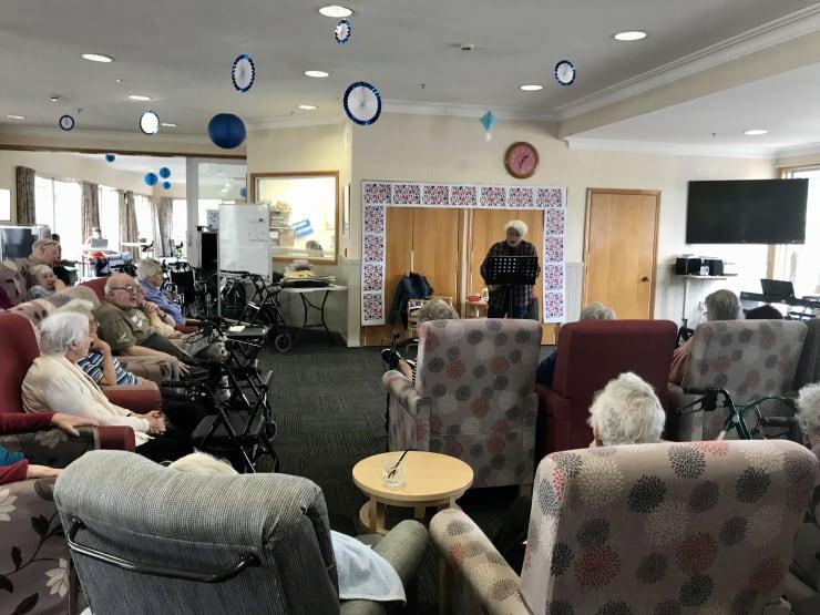 Photo of Lisa   Maori Language Moment 2021