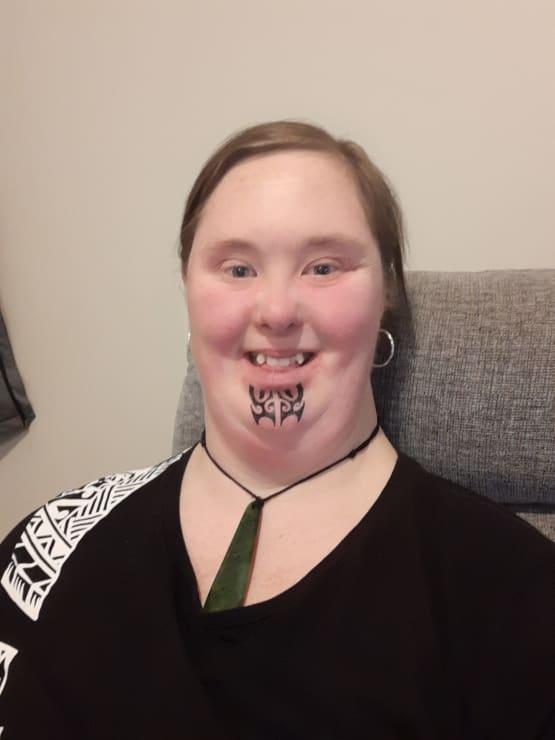 Photo of haylee   Maori Language Moment 2021